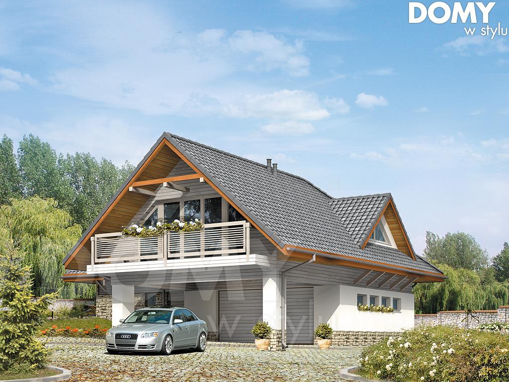 projekty domów letniskowych